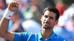 Djokovic intraitable en finale contre le Canadien Raonic