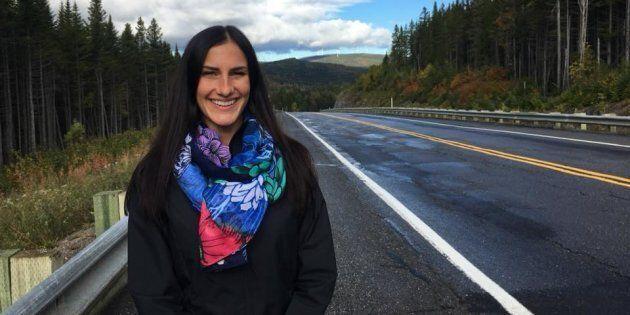 À 28 ans, Méganne Perry Mélançon a déjà de grands projets pour sa Gaspésie