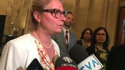 Harcèlement: la mairesse de Villeray doit maintenant être accompagnée dans ses