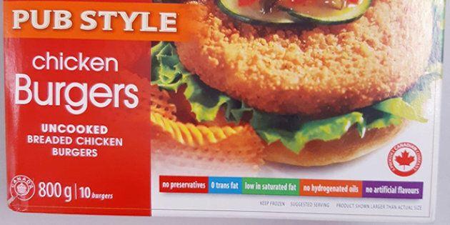 Certains burgers de poulet de marque Janes pourraient être contaminés à la
