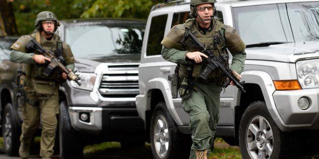 Fusillade à Pittsburgh: Justin Trudeau souhaite réconfort aux victimes de l'attaque