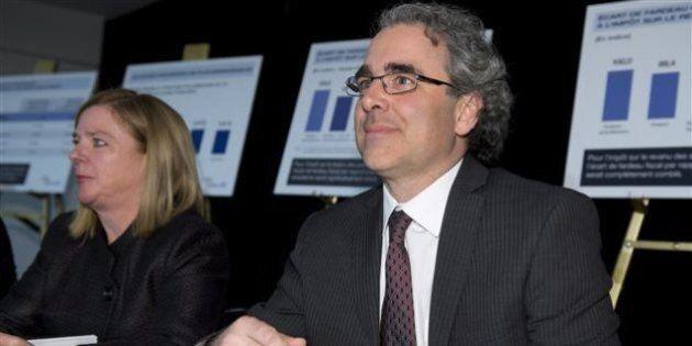 Absente du dernier budget, la réforme fiscale demeure pertinente, selon Luc