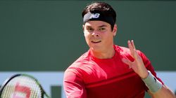 Milos Raonic en finale à Indian Wells