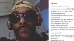 Une faute de frappe de Snoop Dogg fait le bonheur d'un village