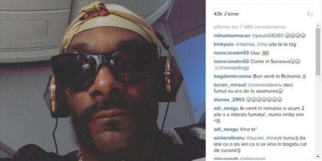 Une faute de frappe de Snoop Dogg fait le bonheur du village roumain de
