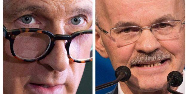Maxime Bernier affrontera l'ancien président de la Fédération québécoise des municipalités, Richard
