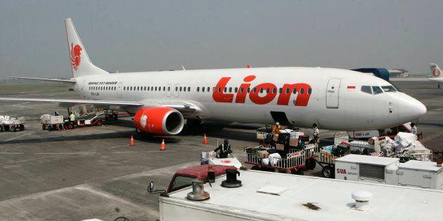 Indonésie: un vol de la compagnie Lion Air porté