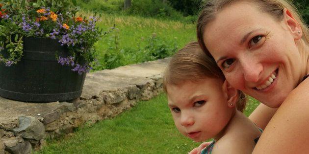 Marilyne Picard, co-fondatrice de l'organisme «Parents jusqu'au bout» a battu l'ex-ministre libérale...