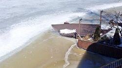 Risque d'inondation dans l'Est