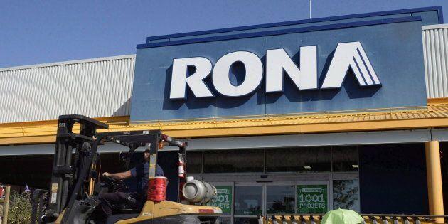 Lowe's a annoncé la fermeture d'une cinquantaine de magasins en Amérique du Nord, dont neuf RONA au