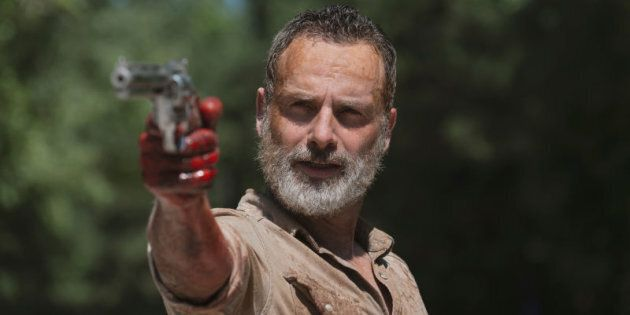 «The Walking Dead»: l'avenir de Rick Grimes est
