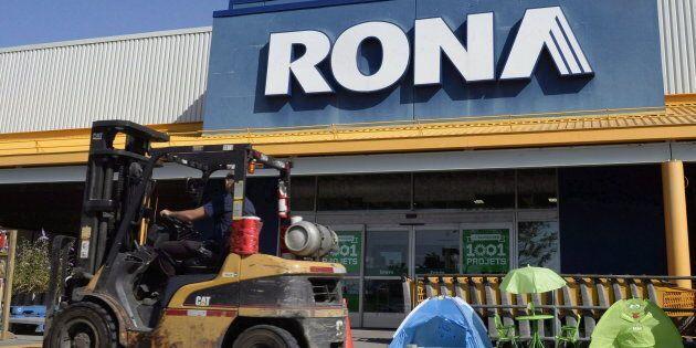 Lowe's a annoncé lundi la fermeture d'une cinquantaine de magasins en Amérique du Nord, dont neuf RONA...