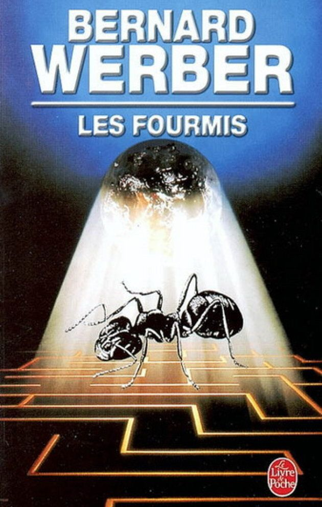 «Les fourmis», Bernard Weber