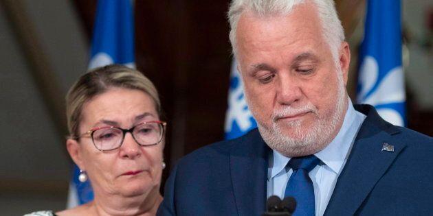 Démission de Philippe Couillard: Roberval aux urnes en