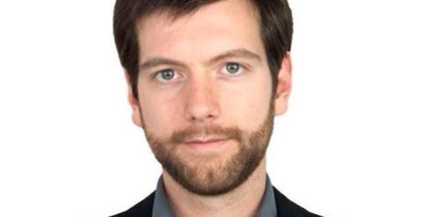 Le chef du Parti vert du Québec, Alex Tyrrell, se présentera dans