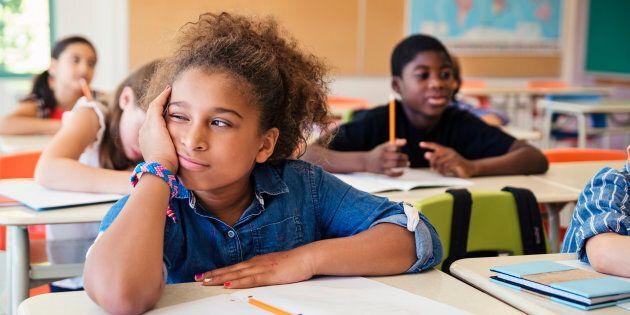 À quelle fréquence, au Québec, une classe doit-elle relever un défi dont la solution et le succès se...