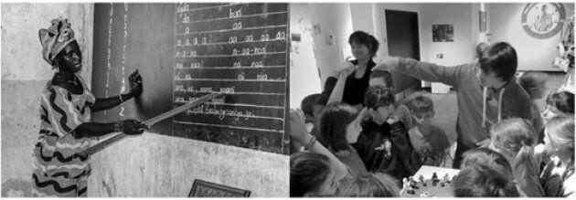 © Fondation Paul-Gérin-Lajoie (gauche), Comité de solidarité