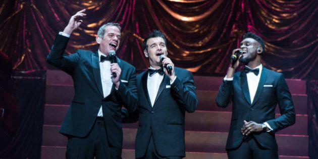 «Forever Gentlemen» au Centre Bell: le plaisir de chanter... et de plaire