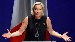 Marine Le Pen associe marche contre les violences sexistes et «codes culturels