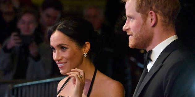 Le prince Harry et Meghan Markle quitteront le palais de Kensington avant de devenir