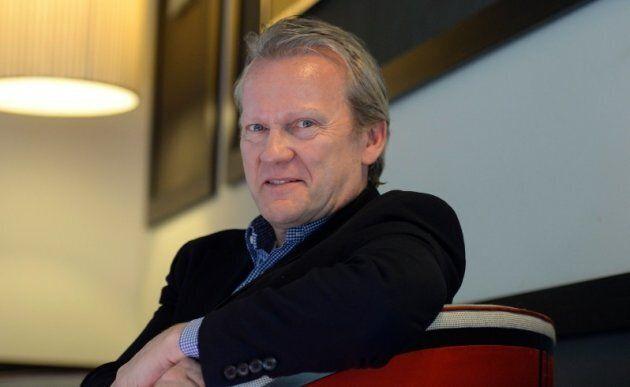 Pasi Sahlberg, auteur et professeur en éducation à l'Institut Gonski pour l'éducation en Australie.