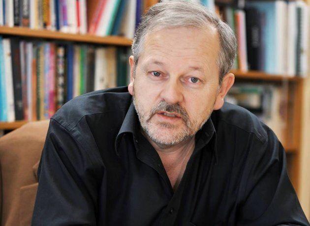 Egide Royer, psychologue et professeur titulaire de la Faculté des sciences de l'éducation de l'Université
