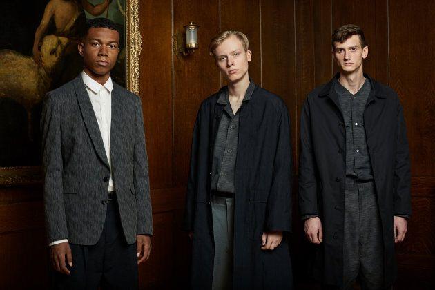 École de Pensée : la marque de mode masculine d'ici à
