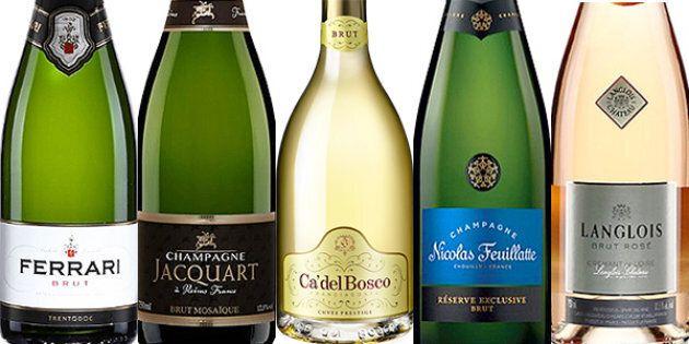 5 vins de la sélection