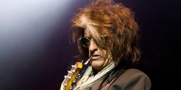 Le guitariste d'Aerosmith est hospitalisé après un concert de Billy