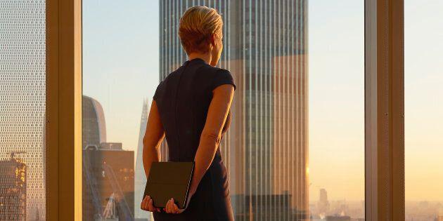 Près de 61% des répondantes se considèrent comme des preneuses de risques, capables d'innover et de stimuler le changement dans leur environnement de carrière.