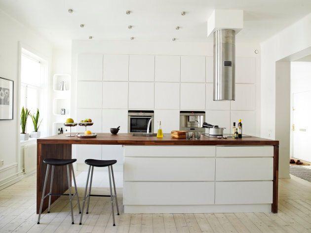 8 règles d'aménagement pour une cuisine