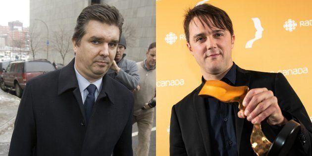 Vincent-Guillaume Otis et Maxime Giroux préparent un film sur Vincent Lacroix et l'affaire