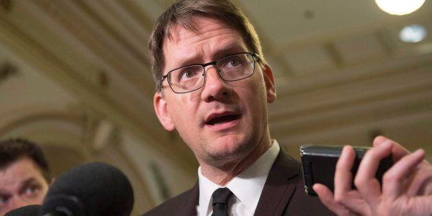 Le péquiste Sylvain Gaudreault demande à la CAQ de déposer un projet de loi anti-déficit climatique lors...