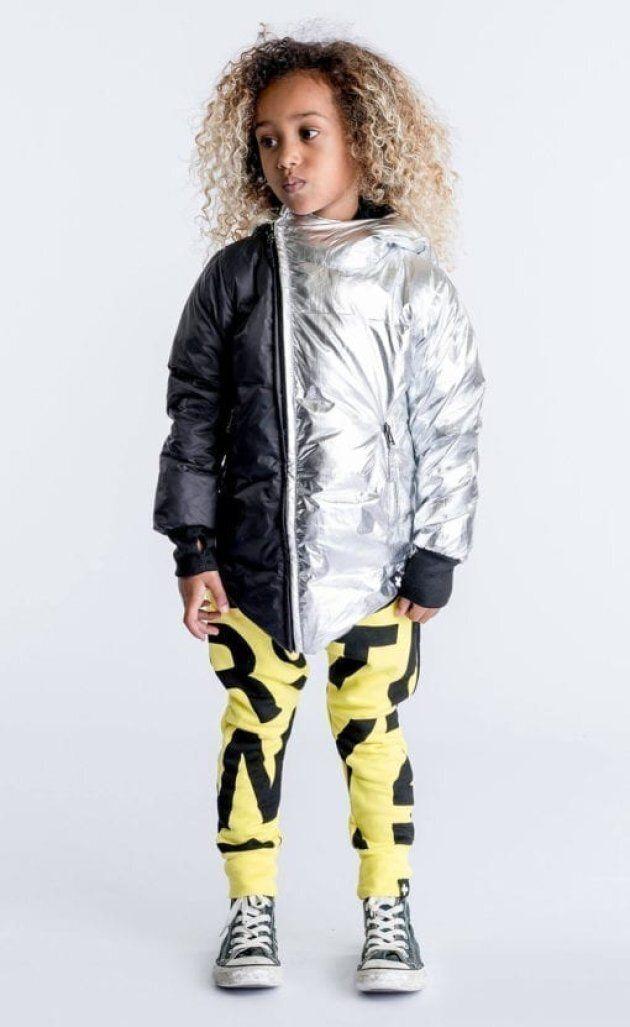 0cee896ebadbd Céline Dion lance des vêtements pour enfants non genrés