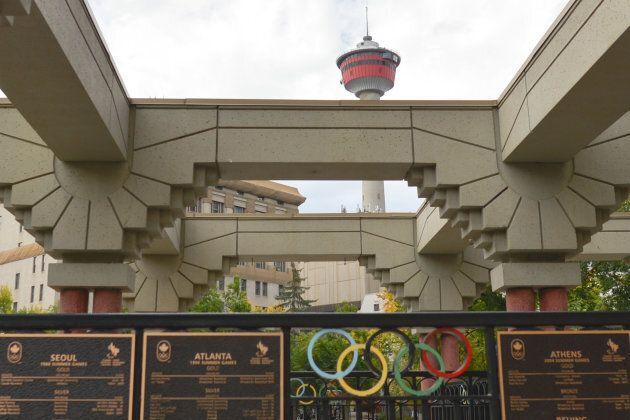 Calgary avait accueilli les Jeux olympiques en