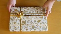 Voici comment bien emballer vos cadeaux de Noël