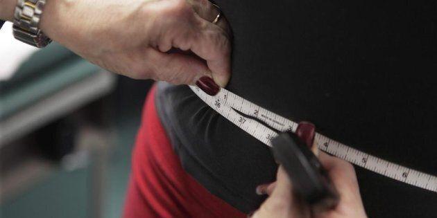 L'obésité gagne du terrain au Québec depuis 40