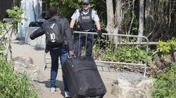 Demandeurs d'asile: Québec n'a pas pris l'argent offert par