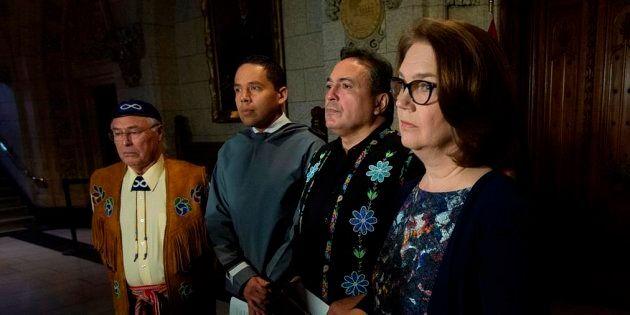 Ottawa réformera les services aux enfants et aux familles autochtones en