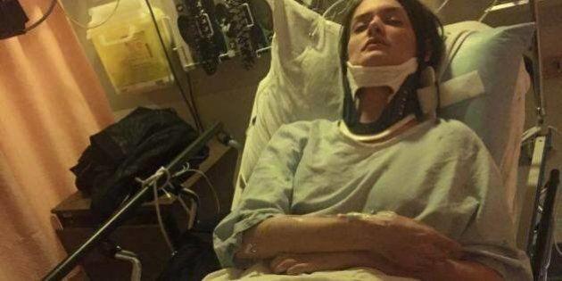 Une étudiante montréalaise affirme avoir été agressée par des policiers infiltrés dans une