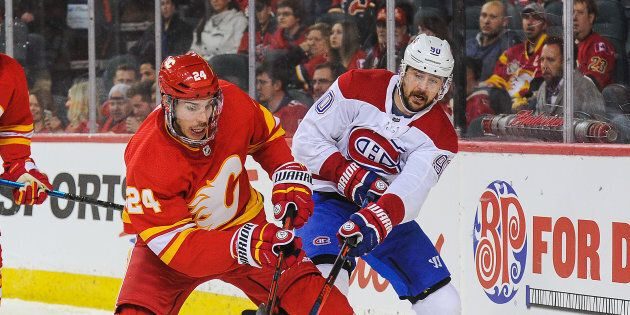 Carey Price brille et le Canadien l'emporte 3-2 face aux Flames à