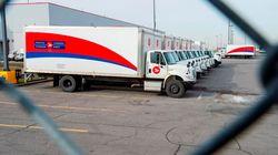 Postes Canada demande à ses partenaires internationaux de suspendre la