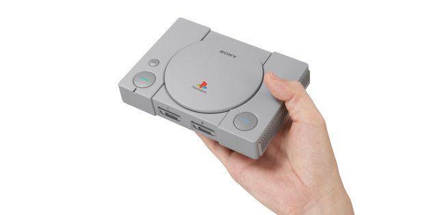 La PlayStation Classic de Sony, une belle coquille