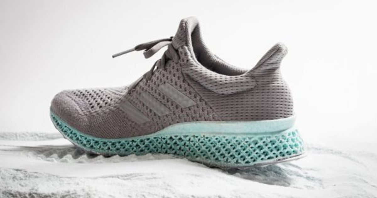 Retiré Océans Propose Plastique Adidas Une De Chaussure Des Faite 0vmnNw8