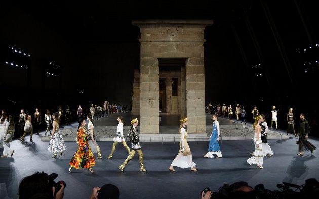 Chanel s'offre un défilé