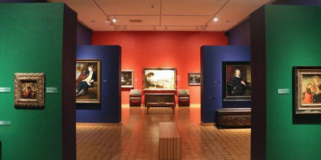 La Beaverbrook Art Gallery a le mérite de proposer au public une diversité d'artistes et de styles qui ravissent littéralement les yeux.