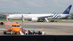 Objet suspect dans un vol d'Air France: un policier à la retraite en garde à vue à Paris