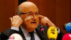 La FIFA suspend Blatter et Platini pour huit ans