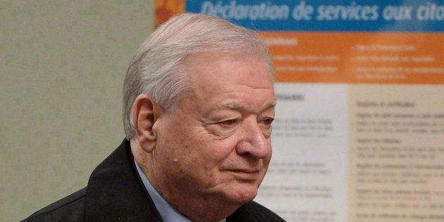 L'ex-maire de Laval Gilles Vaillancourt a obtenu sa libération