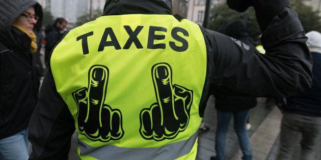 On pourrait voir dans le «giletjaunisme» un symbole de révolution contre les riches et pour une meilleure répartition de la richesse.